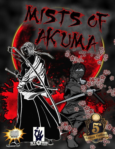 Mists of Akuma by Storm Bunny Studios