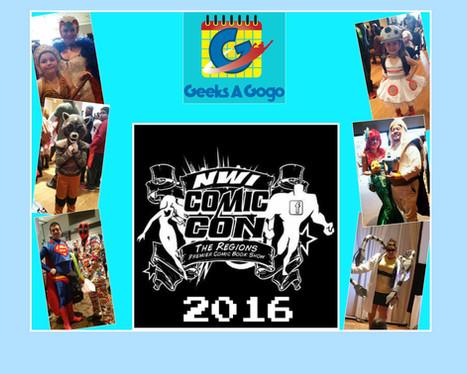 NWI Comic Con 2016