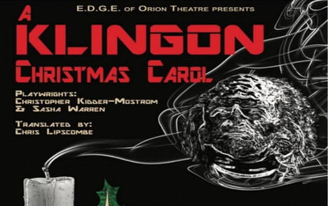 EDGE of Orion PRESENTS KLINGON CHRISTMAS CAROL
