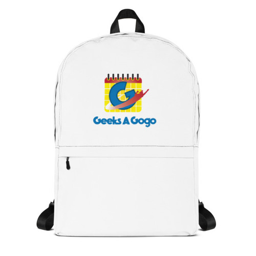 Geeks A Gogo Back Pack