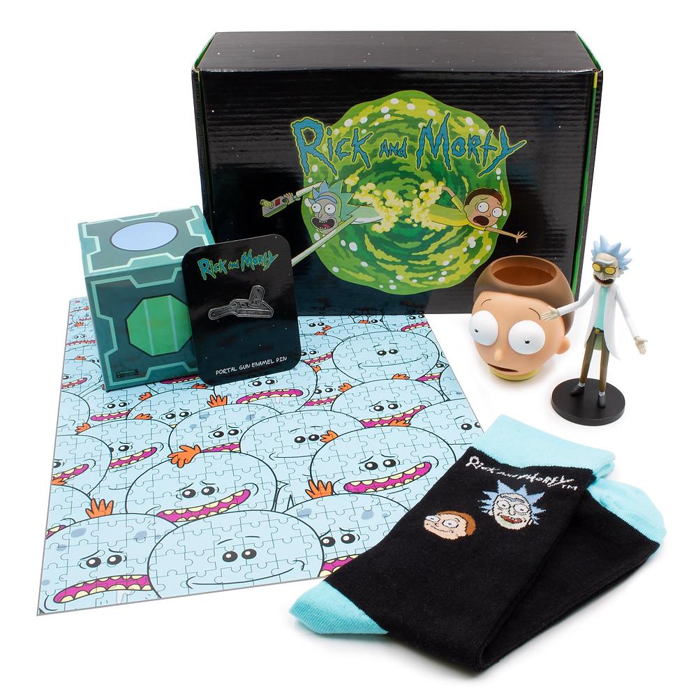 Rick and Morty Subscription Box