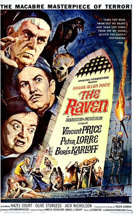 Film Review: The Raven (1963)