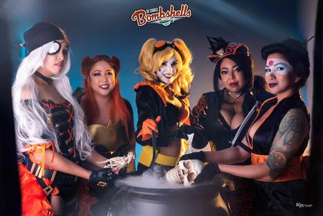 DC Bombshells Halloween Edition (2019)