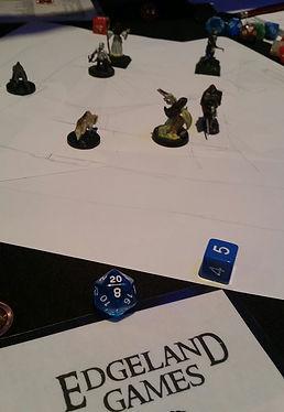 One Shot Wonders: Playtesting Edgeland Games' New