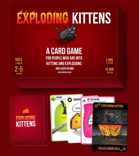 Exploding Kittens and Boxes of Bulls*** - A Conversation with AdMagic President, Shari Spiro
