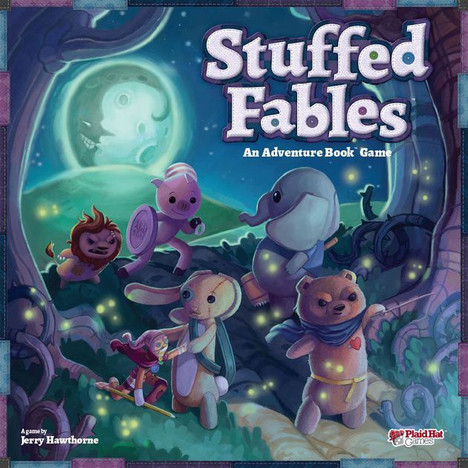 Board Game Review: Plaid Hat Games' Stuffed Fables