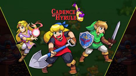 Cadence of Hyrule Review: A Rhythm Slashing Link Adventure
