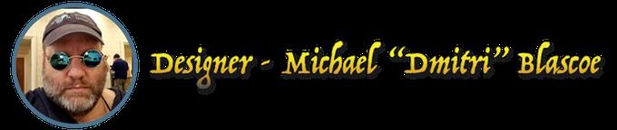 Michael Dmitri Blascoe