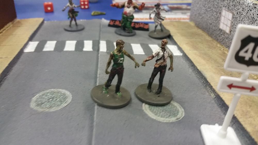 Zombie Fist Bump