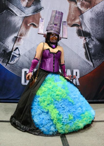 Galacta Daughter of Galactus