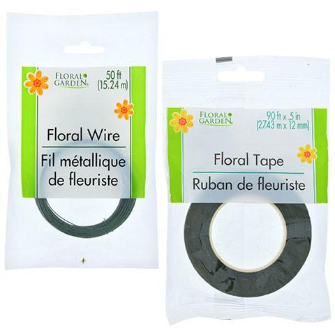 Floral Garden Floral Wire