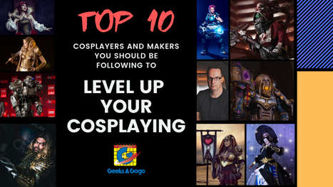 Top 10 Cosplayers You Should Be Following To Level Up Your Cosplaying