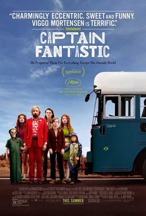 Win Tickets to the Advance Screening of CAPTAIN FANTASTIC!