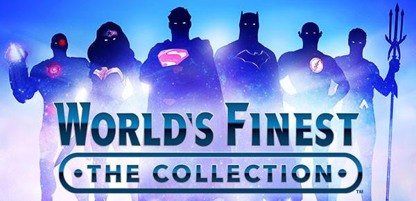 The World's Finest Collection Box