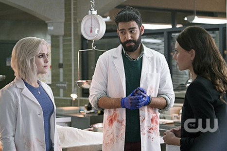 iZOMBIE: THE COMPLETE SECOND SEASON Features All 19 One-Hour Episodes from Season Two, Plus 2015 Co