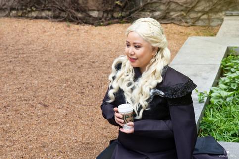 Daenerys Targaryen Cosplay Interview Mag