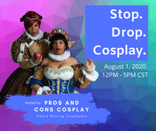 VIRTUAL COSPLAY CONTEST ALERT! Use Items Around Your House and Create the Ultimate Cosplay