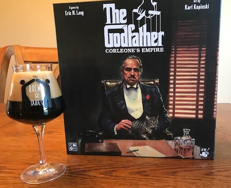 The Godfather - A Board Game Review