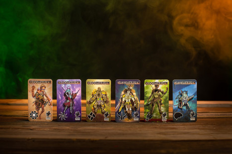 NEW! Cephalofair Games Website Offers New Products for Gloomhaven Fans