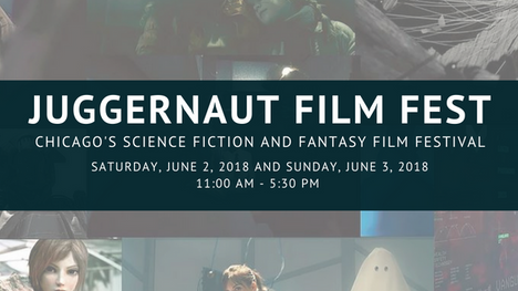 JUGGERNAUT: A Sci-fi + Fantasy Short Film Festival Returns to Music Box Theatre (with Special Guest