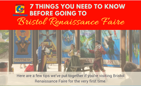 7 Things You Need to Know Before Going to Bristol Renaissance Faire (Link to Discount Tickets, too!)