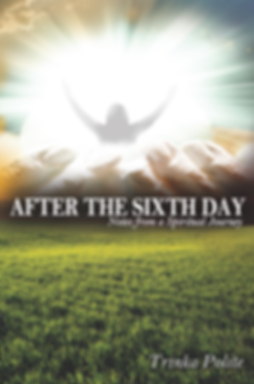 book cover for After the Sixth Day: Notes from a Spiritual Journey by Trinka Polite