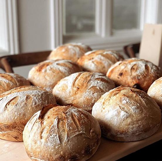 The Bread Window Organic Sourdough