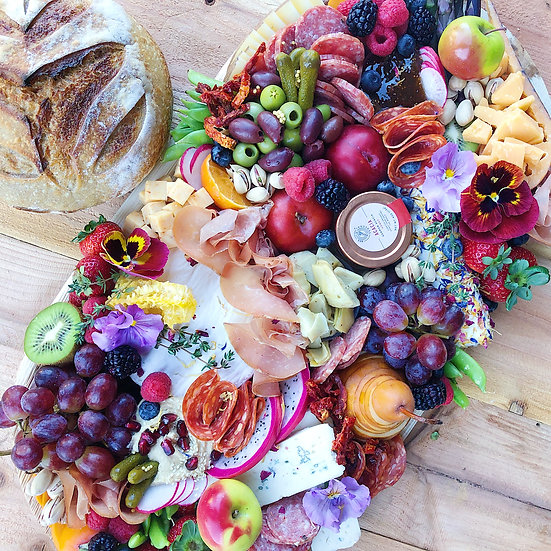 Punchdrunk Holiday Platter