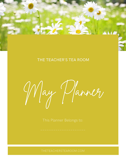 May Planner