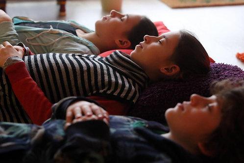 Atelier Méditation Pleine Conscience - EFT(trimestre)