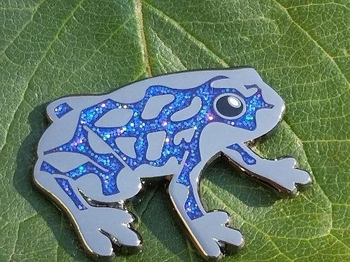 Poison Dart Frog Pin