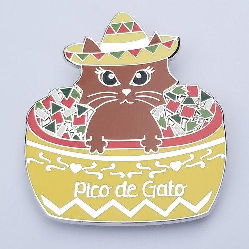 Pico de Gato pin