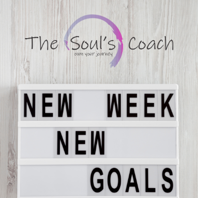 What Are Your Goals This Week?