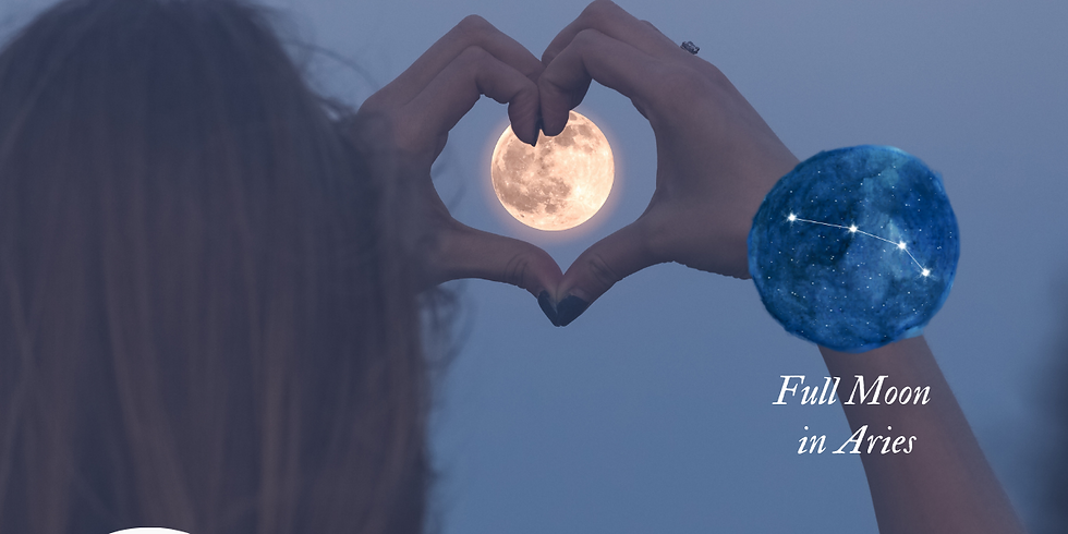 Full Moon Forgiveness Circle - October 20, 2021