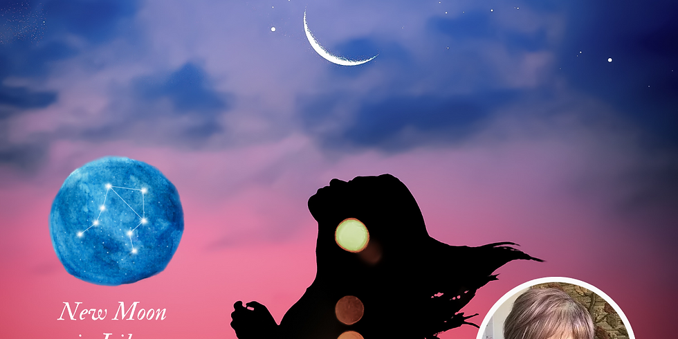 New Moon Manifesting Circle - October 6, 2021