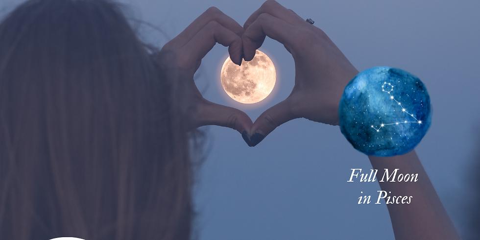 Full Moon Forgiveness Circle - September 20, 2021