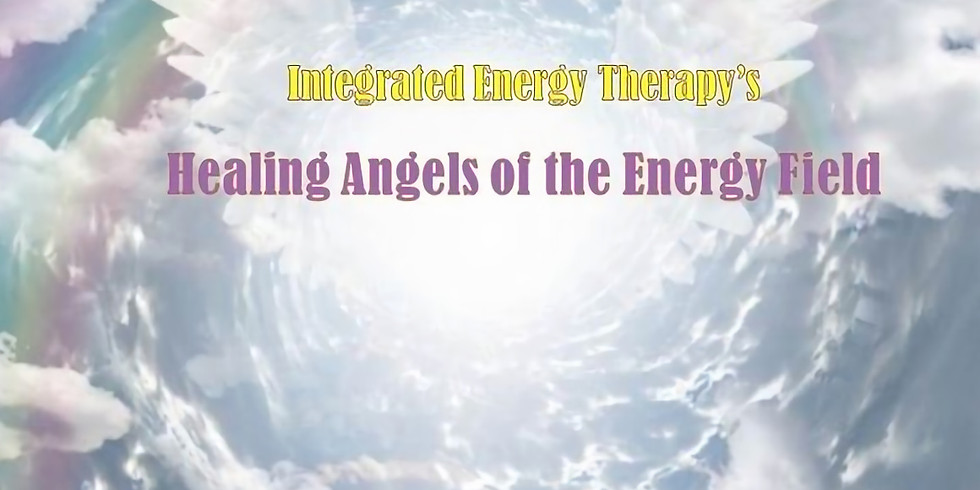 Healing Angels of The Energy Fields