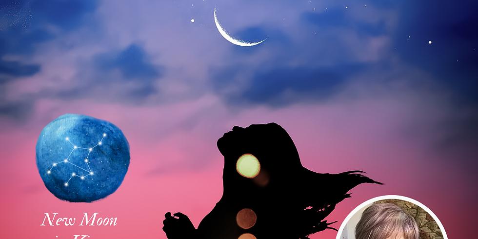 New Moon Manifesting Circle - September 7, 2021