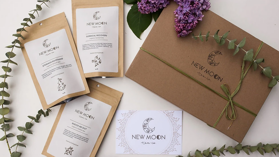 Post Surgery Pack - Wellness Tea Package
