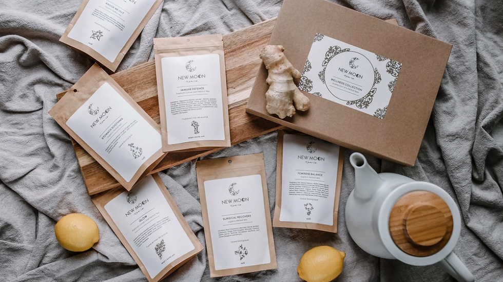 Wellness Collection - 6 Tea Package