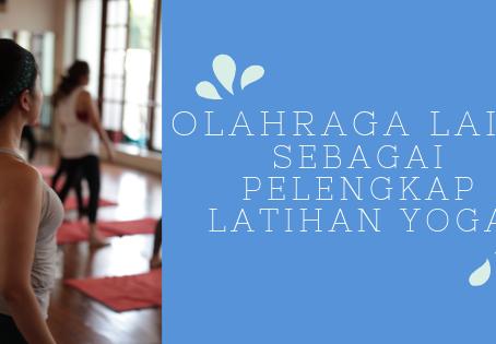 Olahraga Lain Sebagai Pelengkap Latihan Yoga