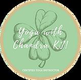 Yoga with Chandra KJ! suatu kelas untuk pemula dan regular di Jakarta Selatan.