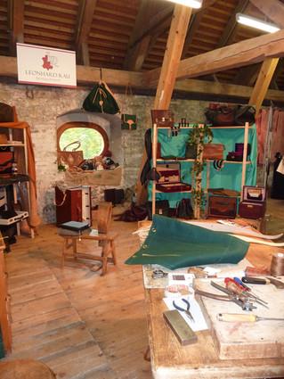 Lederhandwerk Rau in Holzkirchen