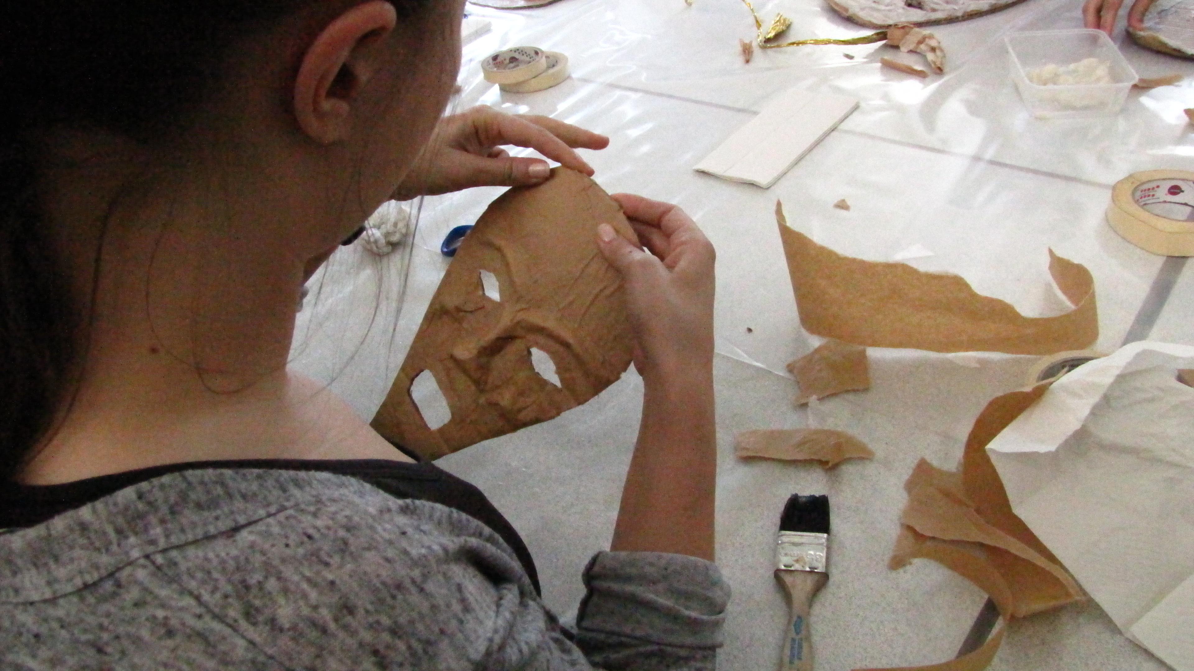 Masks workshop