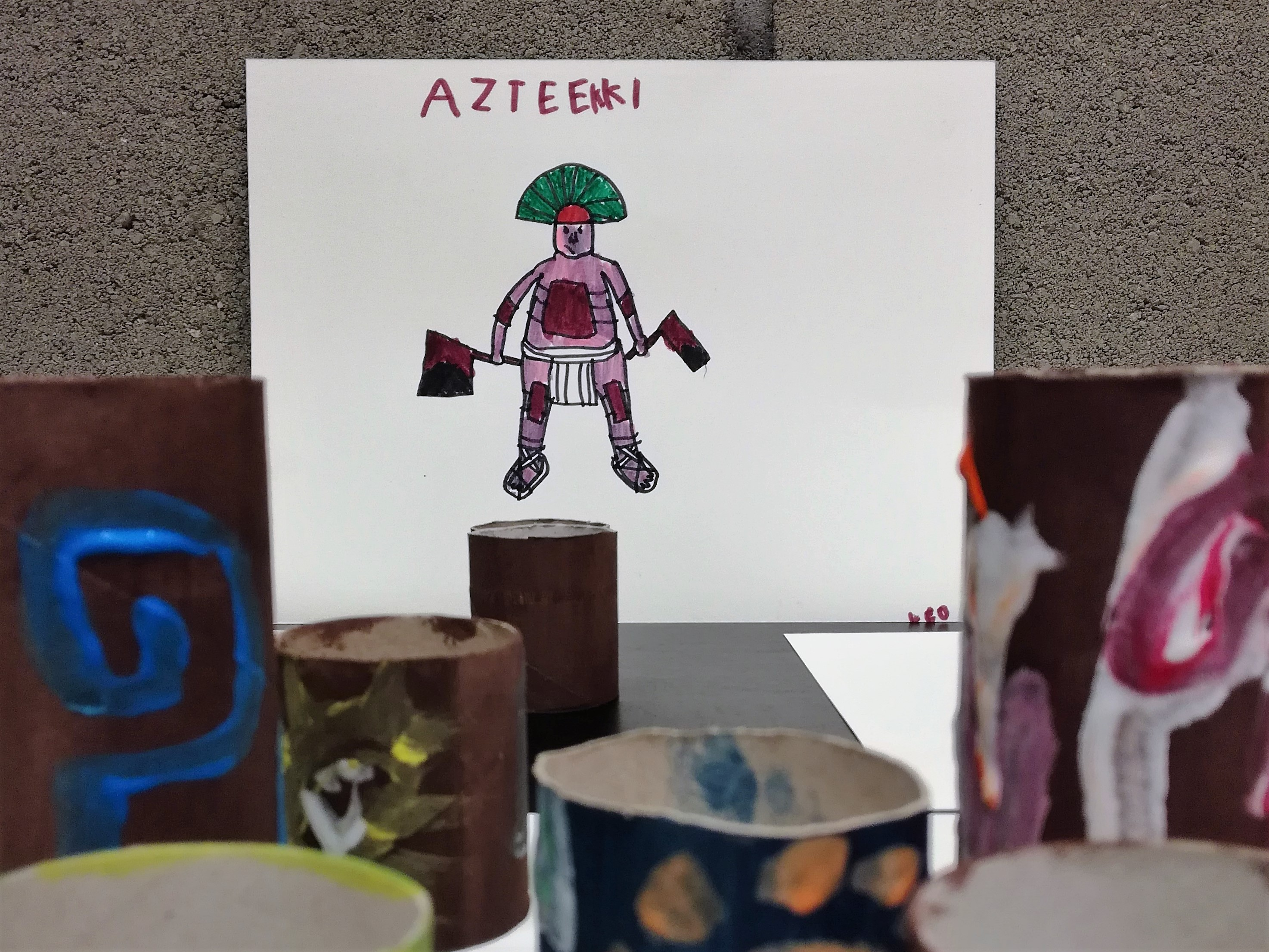 Aztec Culture Workshop