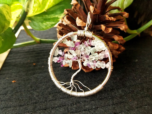 Flourite Tree of Life