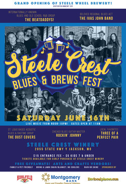 STEELE CREST BLUES & BREWS FEST