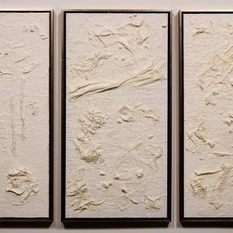 Night Flight (Triptych)