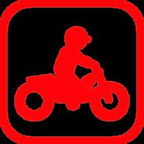mensajería en moto servicio de moto fija