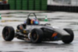 Formula Student Rennwagen, edge Mk 3